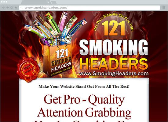 Smoking Headers