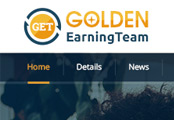 MLM-HYIP-Revenue Shares-Cyclers (MHRC-389) -  Golden Earning Team