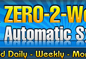 Minisite Graphics (MG-07) -  Zero 2 Wealth Automatic System