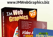 Minisite Graphics (MG-43) -  Im Web Graphics