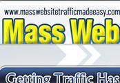 Minisite Graphics (MG-50) -  Mass Website Traffic