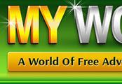 Minisite Graphics (MG-59) -  My World Adz