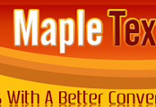 Minisite Graphics (MG-427) -  Maple Text Ads
