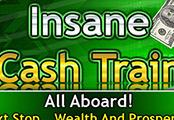 Minisite Graphics (MG-432) -  Insane Cash Train
