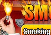 Minisite Graphics (MG-435) -  Smokin Text Ads