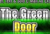 Minisite Graphics (MG-436) -  The Green Door