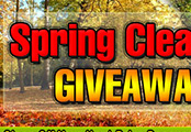 Minisite Graphics (MG-475) -  Spring Cleaning Giveaway