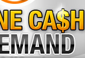 Minisite Graphics (MG-536) -  Online Cash In Demand