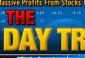 Minisite With Special Background (MWSB-24) -  The Day Trading Code
