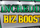 Minisite With Top Menu (MWTM-1) -  Incredible Biz Booster