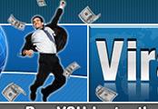 Minisite With Top Menu (MWTM-99) -  Viral Clix