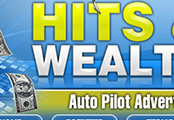 Minisite With Top Menu (MWTM-104) -  Hits Wealth