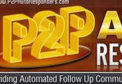 Minisite With Top Menu (MWTM-112) -  P2p Auto Responders