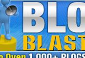 Minisite With Top Menu (MWTM-116) -  P2p Blog Blaster