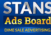 Minisite With Top Menu (MWTM-134) -  Stans Ads Board