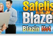 Safelist Graphics (SG-37) -  Safelist Blazer