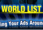 Safelist Graphics (SG-49) -  World List Pro