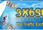 Traffic Exchange (TE-56) -  3x6 Surf