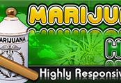 Traffic Exchange (TE-70) -  Marijuana Hits